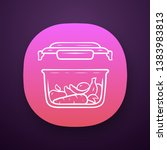 food storage container app icon....