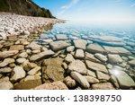 Beautiful Rocky Shoreline Of...