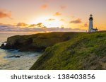 Yaquina Head Lighthouse By The...