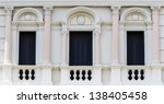 European Style Arch Window In...