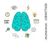 modern graphic design flat...   Shutterstock .eps vector #1384077650