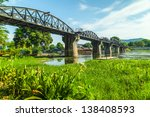 Bridge Over River Kwai In...