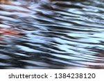 abstract background ripples on... | Shutterstock . vector #1384238120