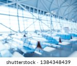 abstract blur and defocused... | Shutterstock . vector #1384348439