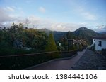 colombia  bogota you can see... | Shutterstock . vector #1384441106