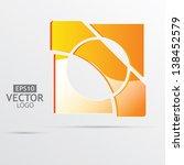 vector logo design | Shutterstock .eps vector #138452579