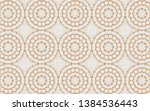 abstract geometric background... | Shutterstock . vector #1384536443