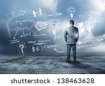 Business concept - Planning for future events. - stock photo