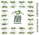 Tropical Calendar Design For...