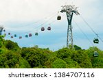 Cable Cars In Sentosa  ...