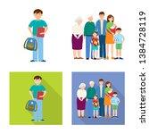 vector illustration of...   Shutterstock .eps vector #1384728119