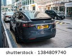 hong kong   october 24 ... | Shutterstock . vector #1384809740