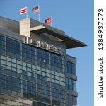 washington  dc usa march 7 ... | Shutterstock . vector #1384937573