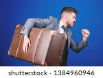 theft of century. delivery... | Shutterstock . vector #1384960946