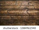 brown wood plank texture... | Shutterstock . vector #1384961540