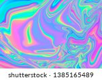 Iridescent Marbled Holographic...