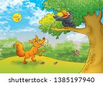 Children's Fairy Tales Fox Vit...