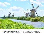 Netherlands Rural Lanscape Wit...