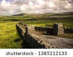Stone Path In Scotland....