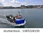 Fishing Boat Returning To...