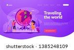 traveling the world  worldwide...