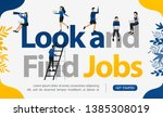 promotion to find workers. with ...