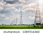 High Voltage Tower  Electric...