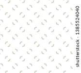 seamless geometric ornamental...   Shutterstock .eps vector #1385524040