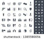 universal business strategy... | Shutterstock .eps vector #1385580056