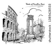Theater Of Marcellus And...