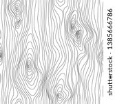 wood texture seamless sketch.... | Shutterstock .eps vector #1385666786