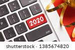 Keyboard With 2020 Button And...