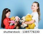 happy childhood. child care.... | Shutterstock . vector #1385778230