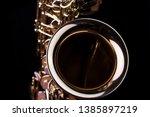 Music instrument alto saxophone ...