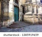 Closeup Of Dominican Church In...