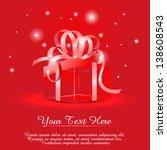 vector illustration of shiny... | Shutterstock .eps vector #138608543
