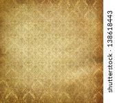 vintage grunge background | Shutterstock . vector #138618443