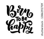 sketch banner with fun slogan... | Shutterstock .eps vector #1386292709