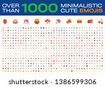 over than 1000 minimalistic... | Shutterstock .eps vector #1386599306