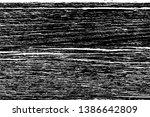 distress dry wooden overlay... | Shutterstock .eps vector #1386642809