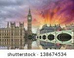 london. beautiful view of...