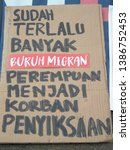 jakarta  indonesia   april 27 ...   Shutterstock . vector #1386752453