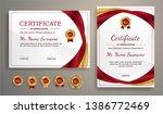 certificate of appreciation...   Shutterstock .eps vector #1386772469