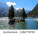 Island N The Lake Called Lago...