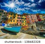 Cinque Terre. Beautiful View O...