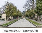 paris   march 18  pere lachaise ... | Shutterstock . vector #138692228