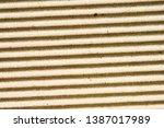 kraft paper texture cardboard... | Shutterstock . vector #1387017989