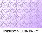 colorful horizontal abstract... | Shutterstock . vector #1387107029