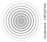 monochrome geometric background.... | Shutterstock . vector #1387167146