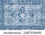 art vintage  traditional... | Shutterstock . vector #1387556090